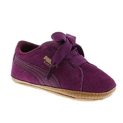 ba07a2b45c22ba Puma Girl Baby Shoes  Amazon.co.uk  Shoes   Bags