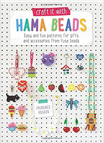 Craft It With Hama Beads Easy And Patterns For Gifts And Magnificent Fuse Beads Patterns