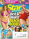 * BEST & WORST BEACH BODIES ISSUE * Kim Kardashian, Ajay Rochester, Brody Jenner, Bruce Jenner, Andrew Lincoln - September 30, 2013 Star Magazine