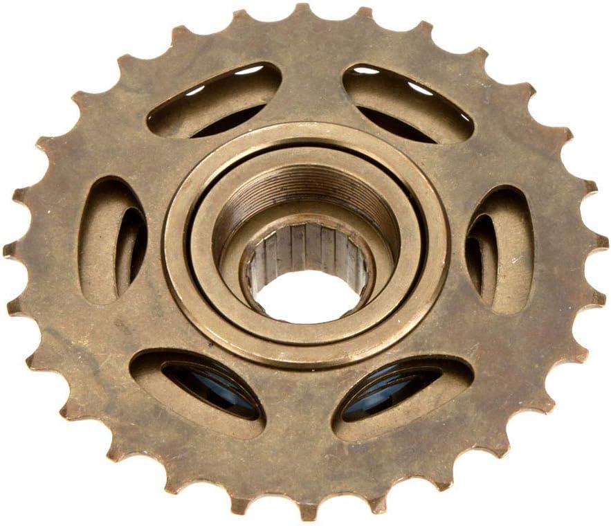 Shentesel Bike Freewheel 13-28T Cog Durable Steel 8 Speed Mountain Bicycle Cassette Accessories