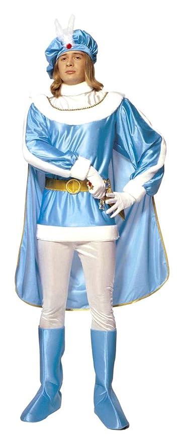 6010935f990b3 WIDMANN Desconocido Disfraz de Principe Azul  Amazon.es  Juguetes y ...