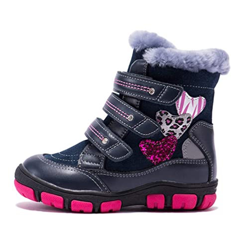 NiñOs NiñAs Botas para La Nieve Zapatos Altos OrtopéDicos para NiñOs Zapatos para NiñOs NiñAs Zapatos