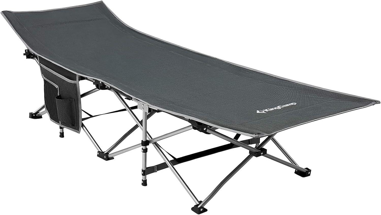 KingCamp Folding Bed Camping Portable Cot