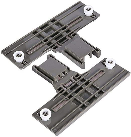 6PACK W10350376 Dishwasher Upper Rack Adjuster for Kenmore Whirlpool Kitchen Aid