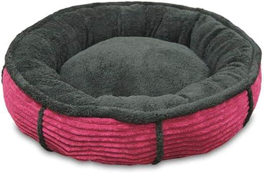 KEHUITONG Cama para perros, cachorros desmontables, almohadillas ...