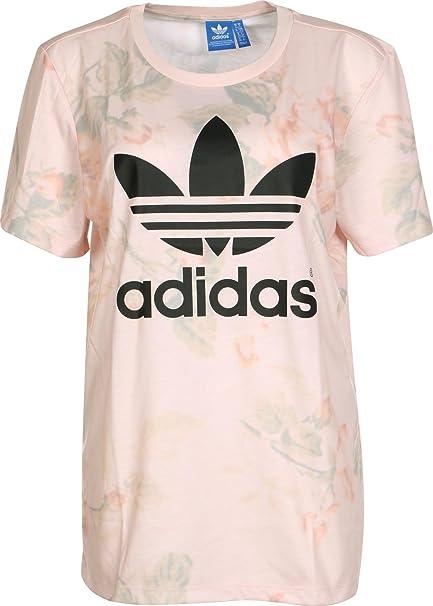 adidas Originals - Camiseta - Para Mujer Rosa 46