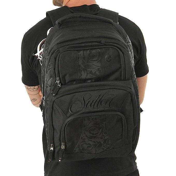 Blaq Kit Bag co uk Sullen Paq Onyx Backpack Unisex BlackAmazon HWDI9E2Y