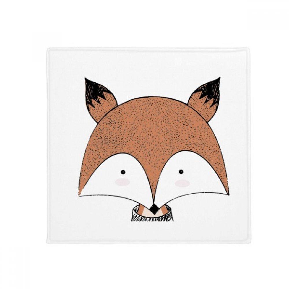 DIYthinker Simplicity Style Immature Fox Anti-Slip Floor Pet Mat Square Home Kitchen Door 80Cm Gift
