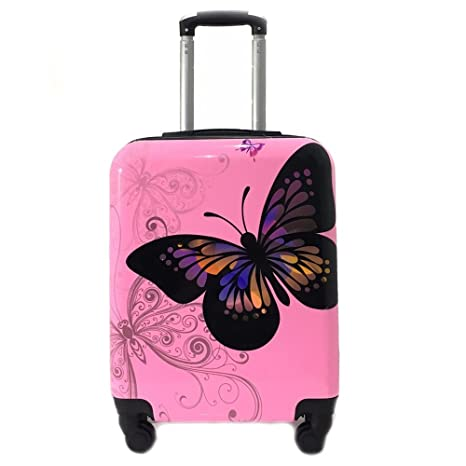 CARVOG - Maleta rosa rosa 54 X40 X 20 CM