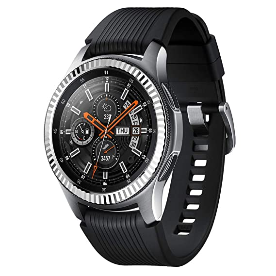 Amazon.com: Cywulin for Samsung Galaxy Watch 46mm, Gear Gear ...