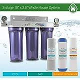 MANUAL WATER FILTER VALVE RINSE/BACKWASH/FILTER SETTING - - Amazon com