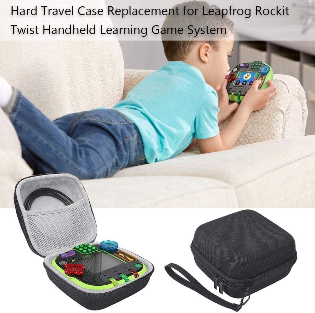Lifesongs /Étui De Transport pour Leapfrog Rockit Twist Kids Housse De Protection pour Jouet /Éducatif Sac De Transport avec Bandouli/ère
