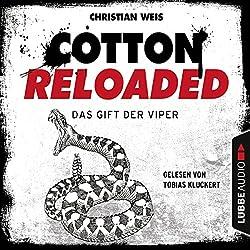 Das Gift der Viper (Cotton Reloaded 43)