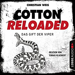 Das Gift der Viper (Cotton Reloaded 43) Hörbuch