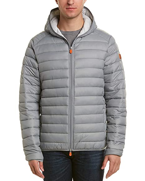buy popular 40990 64e94 Save The Duck Mens GIGA Hooded Jacket