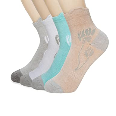 Yhao Breathable Bamboo Seamless Women's Socks