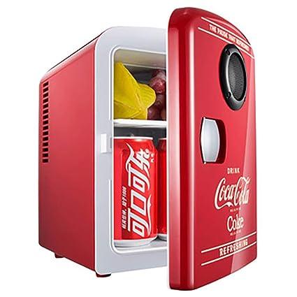 Amazon.es: Refrigerador para autos, mini refrigerador pequeño con ...
