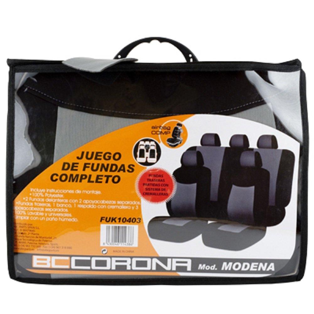 BC Corona FUK10403 Modena Juego de Fundas