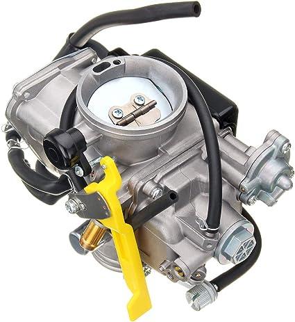 JenNiFer Carburador Carb para Honda TRX 400 OEM Sportrax 400 ...