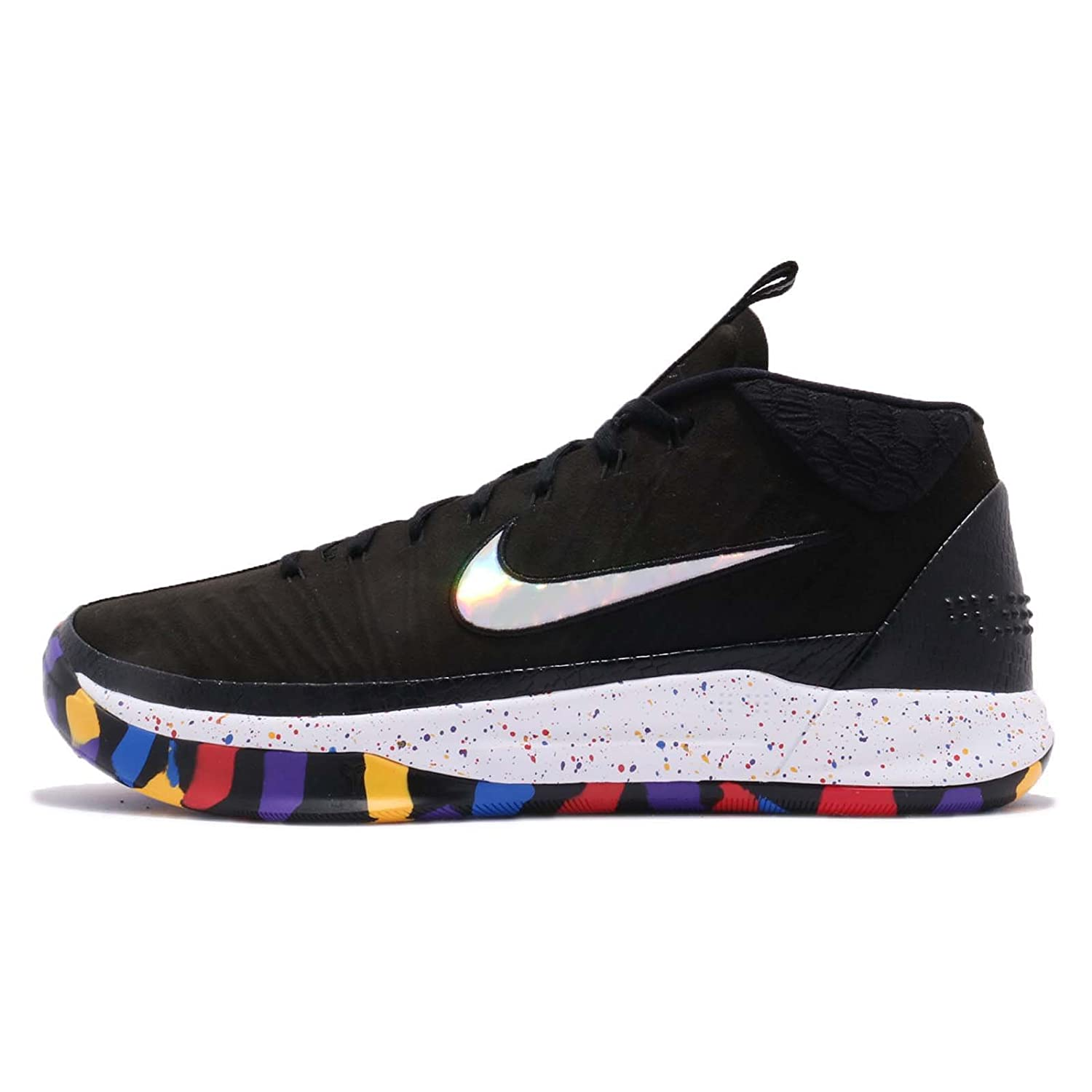 (ナイキ) コービー AD MM EP メンズ バスケットボール シューズ Nike Kobe AD MM EP March Madness NCAA AJ6922-001 [並行輸入品] B07BQMDQP7 28.0 cm BLACK/MULTI-COLOR