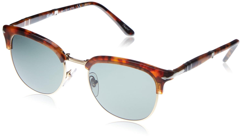 TALLA 51. Persol Gafas de Sol Unisex Adulto