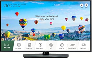 LG 49UT661H - Televisor Smart TV 49 pulgadas, 4K, Wifi: Amazon.es: Electrónica