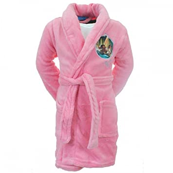 4a231e47434d6 GUIZMAX Peignoir Vaiana 2 Ans Robe de Chambre Enfant Rose: Amazon.fr ...