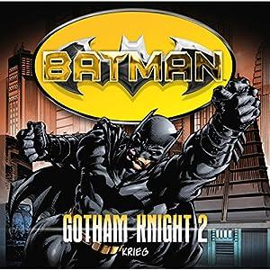 Krieg (Batman: Gotham Knight 2) Hörspiel