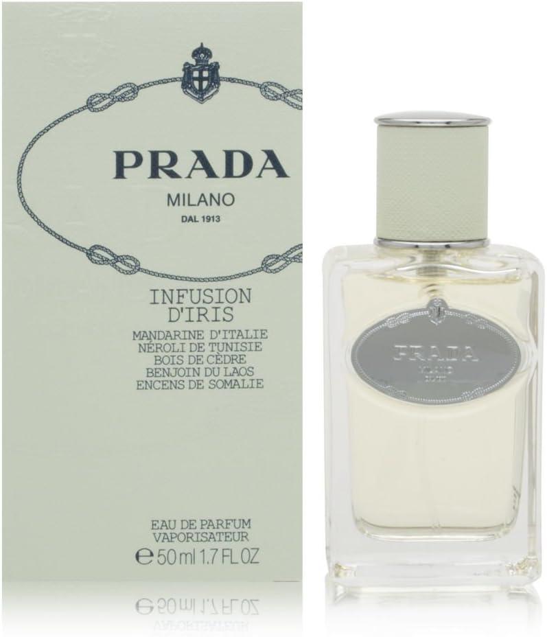 Prada Infusion D'iris Eau De Parfum for Her 50ml