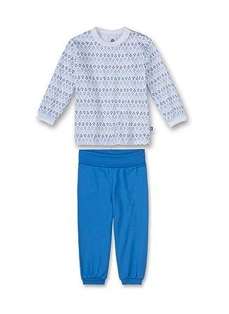 0fe7aff8f0 Sanetta Kids Jungen Schlafanzug mit maritimen Muster, Größe:104 ...