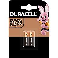 Pilha Alcalina DURACELL MN21/ A23/ V23GA com 2 unidades, Duracell
