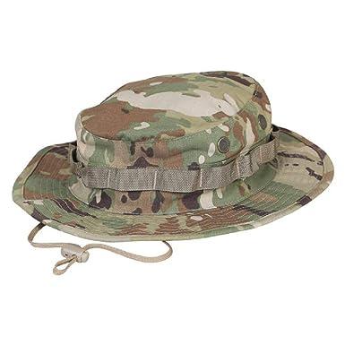 8dbf958e115 Amazon.com  Tru-Spec 1654 OCP Nylon Cotton Ripstop Boonie Hat ...