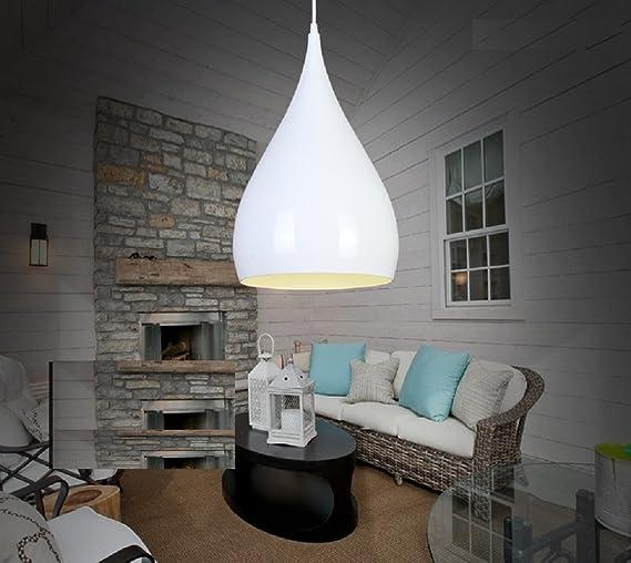 illuminazione a LED minimalista soggiorno moderno lampadario sala da ...