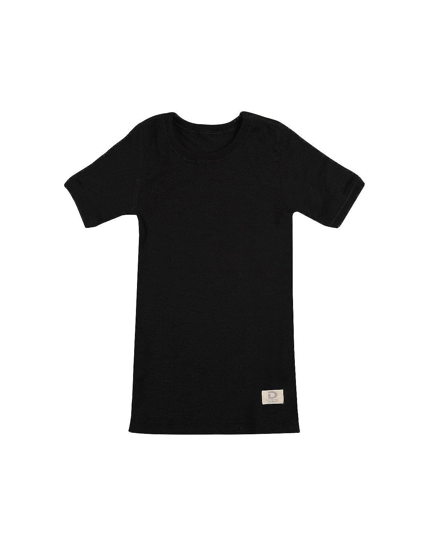 Dilling Kinder T-Shirt aus 100% Bio-Merinowolle