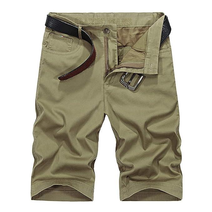 Pantalones Ocasionales Remiendo Sueltos Monos de Playa ...