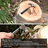 Frienda 20 Pieces Large Copper Nails 3.5 Inch