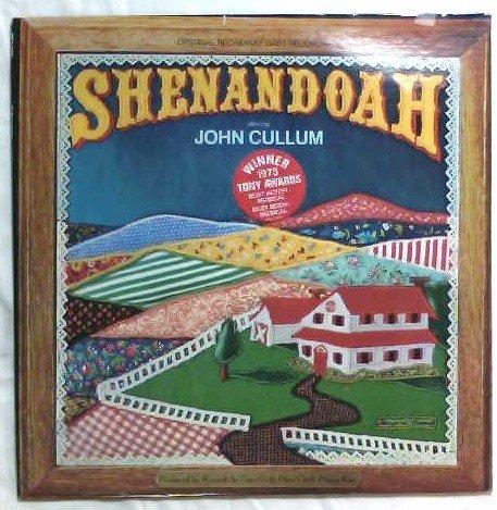 Shenandoah Broadway Cast ()