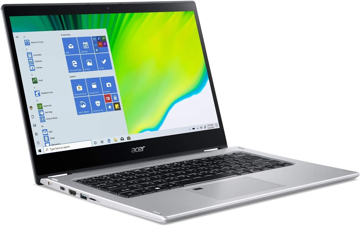 Acer Spin 3 Overview