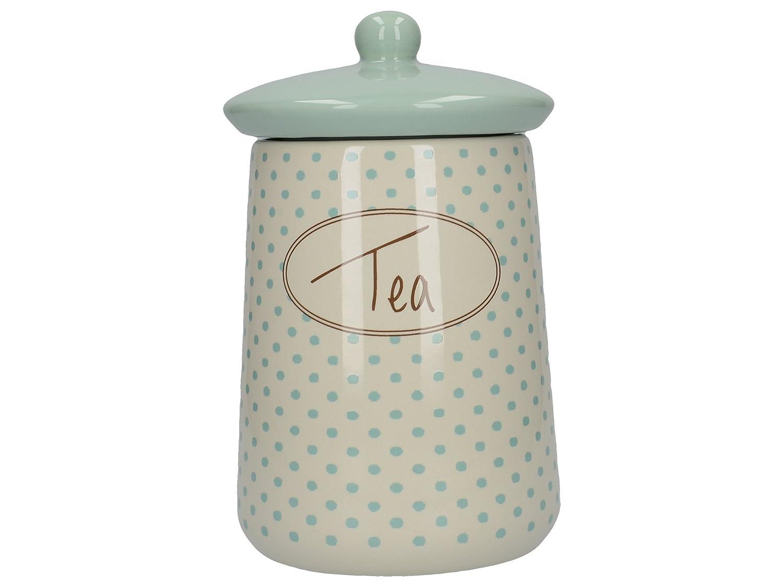 "Katie Alice ""Cottage Flower"" Ceramic Coffee Jar by Creative Tops, 16.2 x 9.5 cm (6"