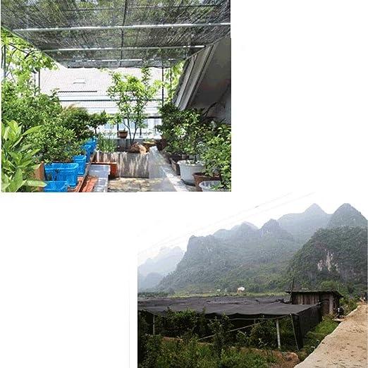 WYYYY Paño Protector Solar Shade Ojales De Metal Invernadero Patio ...