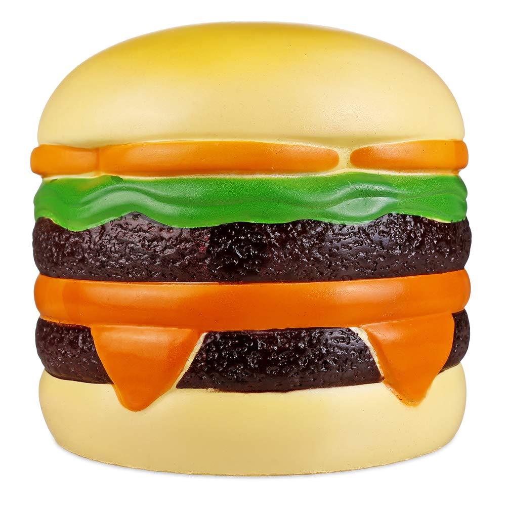 最高級 Anboor 7.1インチ 食べ物 スクイッシー ジャンボハンバーガー かわいい 低反発 香り付き ジャイアントシミュレーション B07M92MHXM 食べ物 7.1インチ スクイッシー 子供のおもちゃ B07M92MHXM, Boutique de Bonheur:a70ff307 --- fenixevent.ee