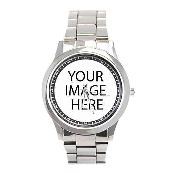 momoc Vintage muñeca relojes comprar Marca Relojes de acero inoxidable para mujer: Amazon.es: Relojes