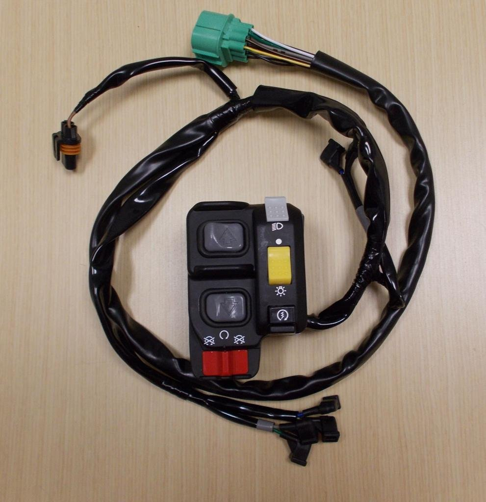 2008-2011 Honda TRX 500 TRX500 Foreman Electric Shift Start Kill Light Switch