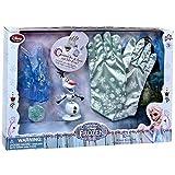 Disney Store Frozen Elsa Winter Gloves Costume Accessory Set by Disney Interactive Studios