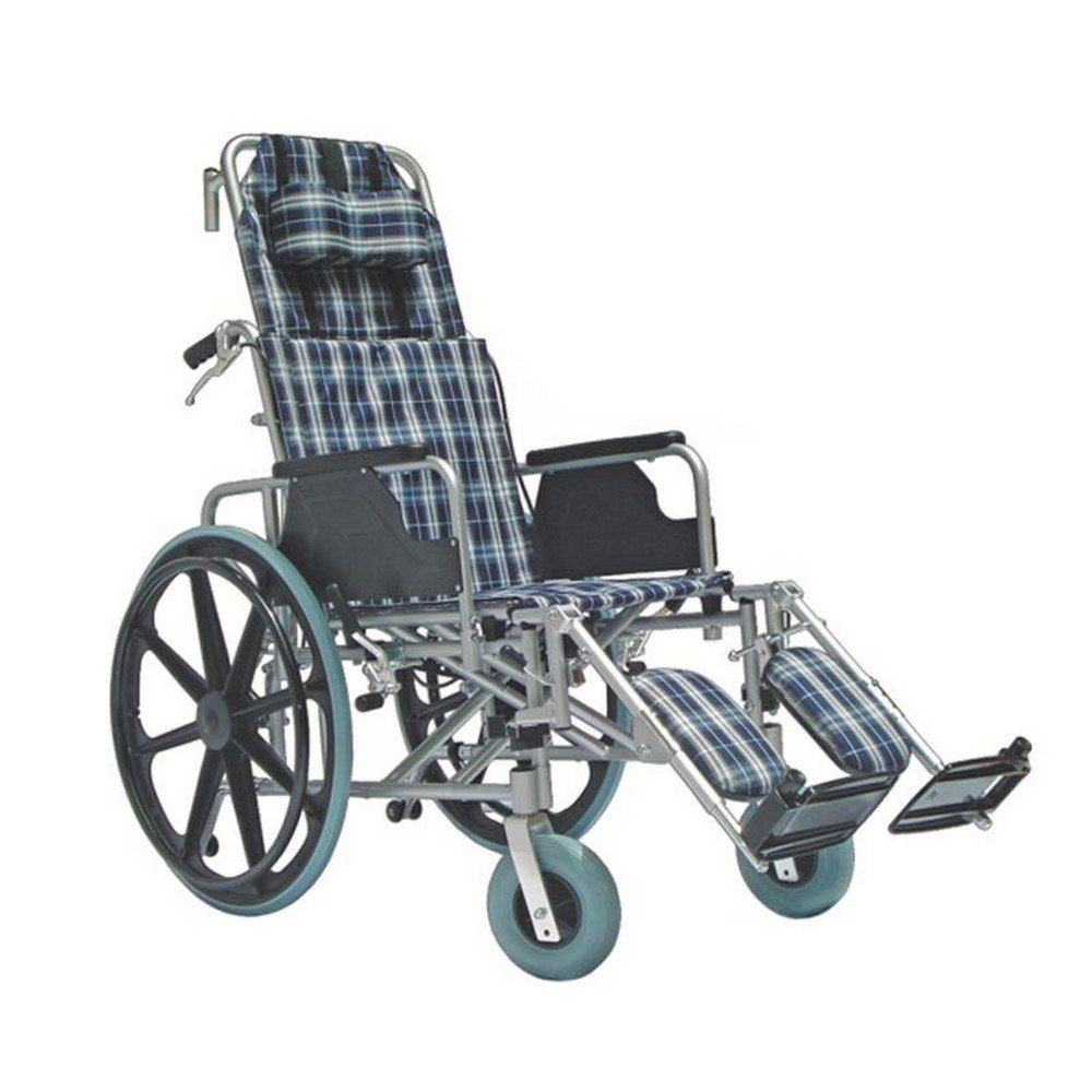 Buy KosmoCare Recliner Light Premium Reclining Foldable Wheelchair with Aluminium Frame Online at Low Prices in India - Amazon.in  sc 1 st  Amazon.in & Buy KosmoCare Recliner Light Premium Reclining Foldable Wheelchair ... islam-shia.org
