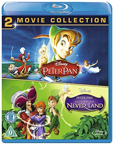 Peter Pan 1 & 2 [Blu-ray] [Region-Free] [UK Import]