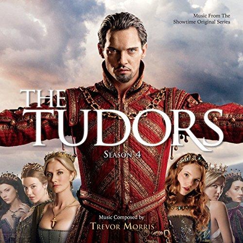 CD : Trevor Morris - Tudors: Season 4 (score) (original Soundtrack) (CD)