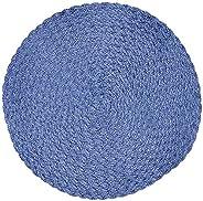 Lugar Americano Trançado Mimo Style Azul