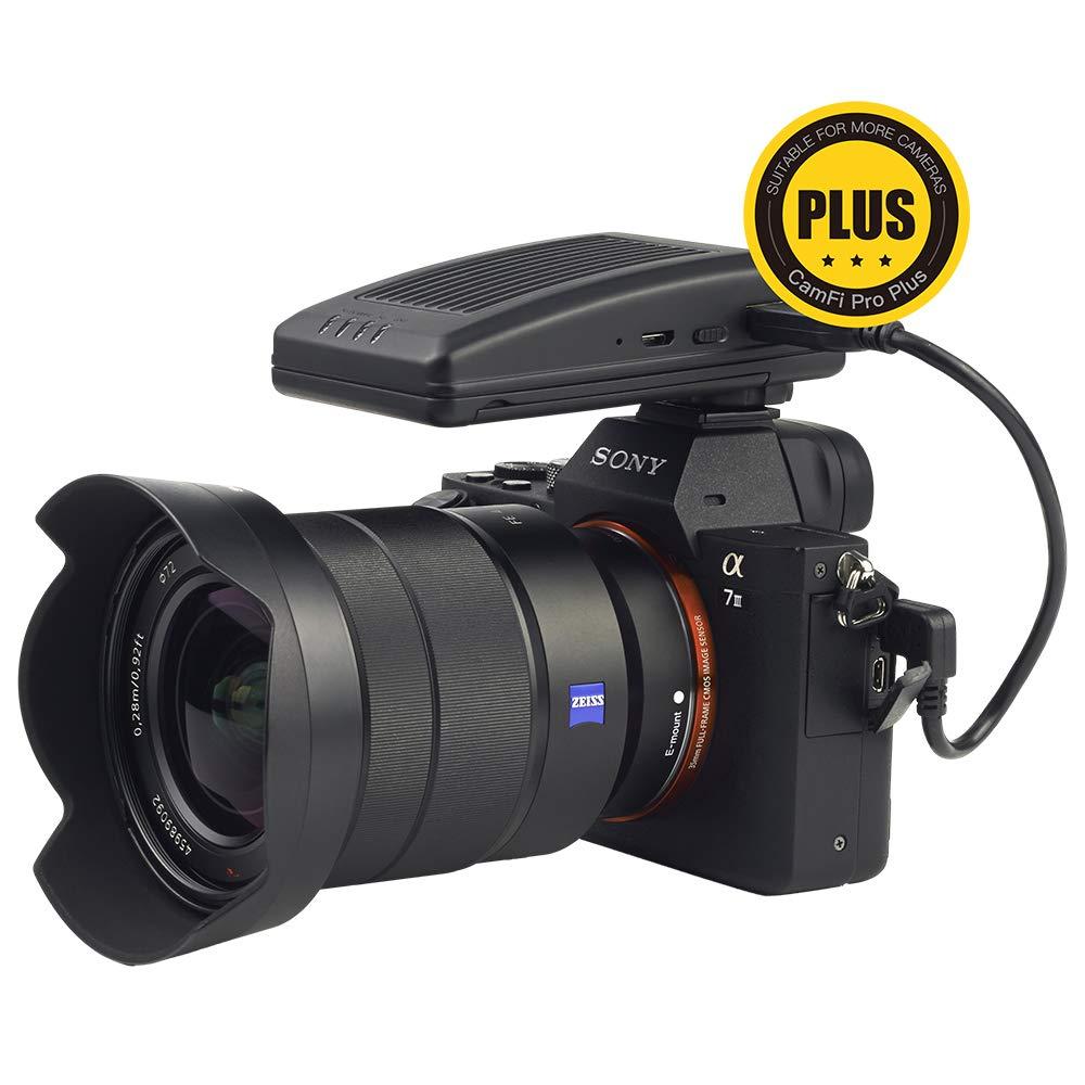 Fiil CamFi Pro Plus - Mando a distancia inalámbrico para cámara ...
