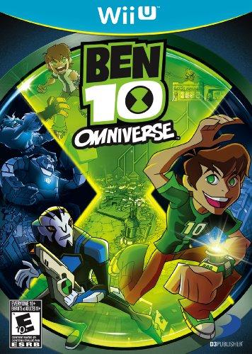Ben 10 Omniverse - Nintendo Wii U (Alien Wii Force)